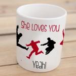 she loves you yeah yeah 3