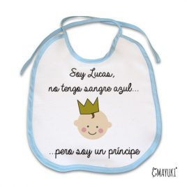 """""""Soy un príncipe"""""""