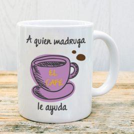 A quien madruga el café le ayuda