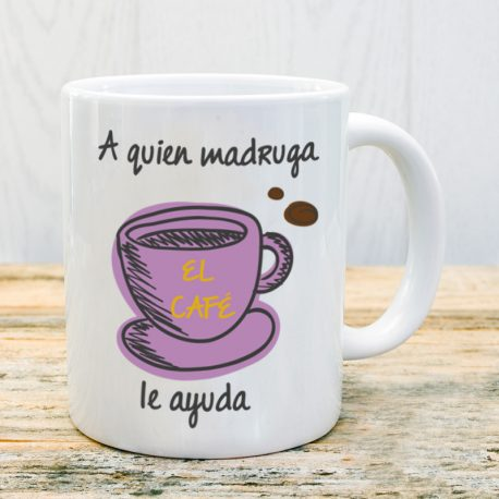 A quien madruga el café le ayuda 1