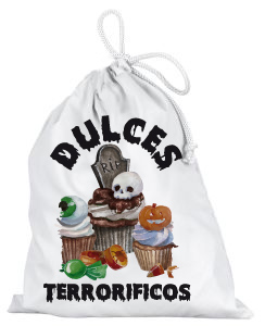 "Bolsa ""Dulces Terroríficos"""