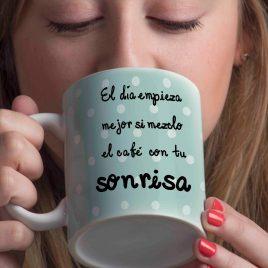 Café y tu sonrisa