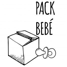 Pack bebe