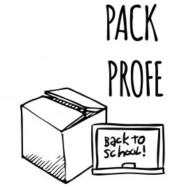 Pack Profesor