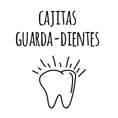 Cajitas guarda-dientes