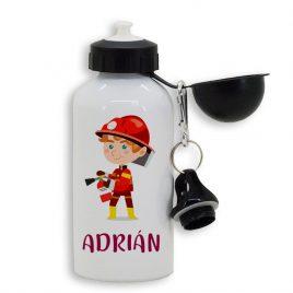 Botella personalizada Mayuki con doble tapón