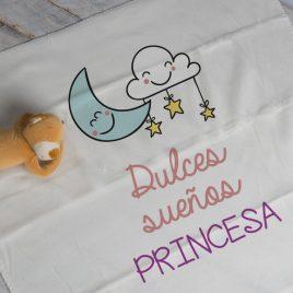 MANTA DULCES SUEÑOS PRINCESA MAYUKI